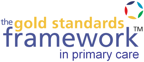 Gold standards framework in primary care logo